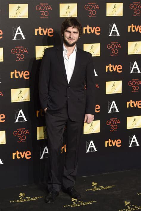 Lucas Vidal en la cena de los nominados a los Goya 2016 ...