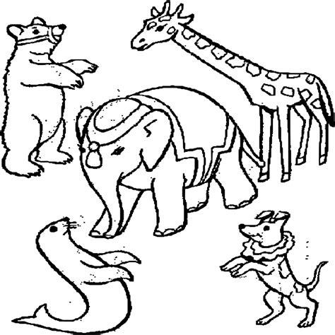 Lujo Dibujos De Animales Omnivoros Para Colorear E Imprimir