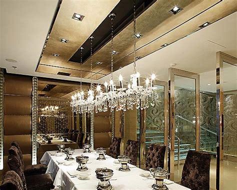 Luxury Lighting Fixtures for Lobby Restaurant Lighting Design