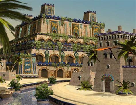 luzbybernal.com: Jardines Colgantes de Babilonia