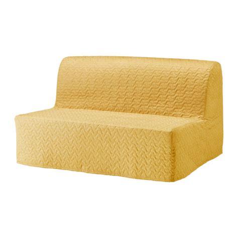LYCKSELE HÅVET Sofá cama 2 plazas   Vallarum amarillo   IKEA