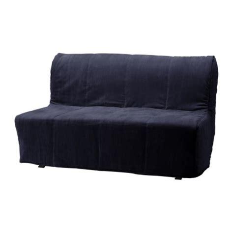 LYCKSELE LÖVÅS Sofá cama 2 plazas   Henån negro,   IKEA