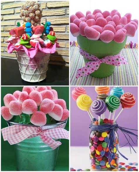 Macetas de chuches1000 detalles 1000 ideas