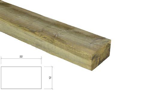 Madera tratada : Traviesas de madera