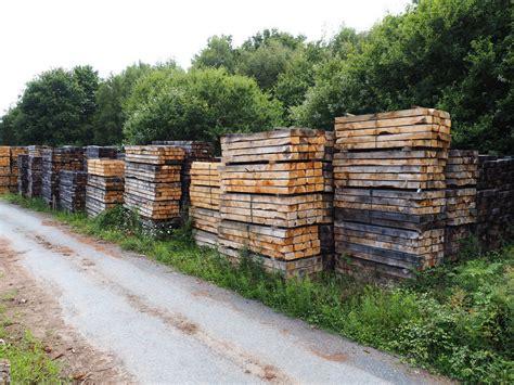 Maderas Torreira, Fabricación de traviesas de madera para ...