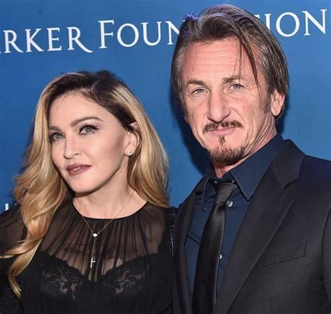 Madonna Sean Penn NOT  Getting Married Again