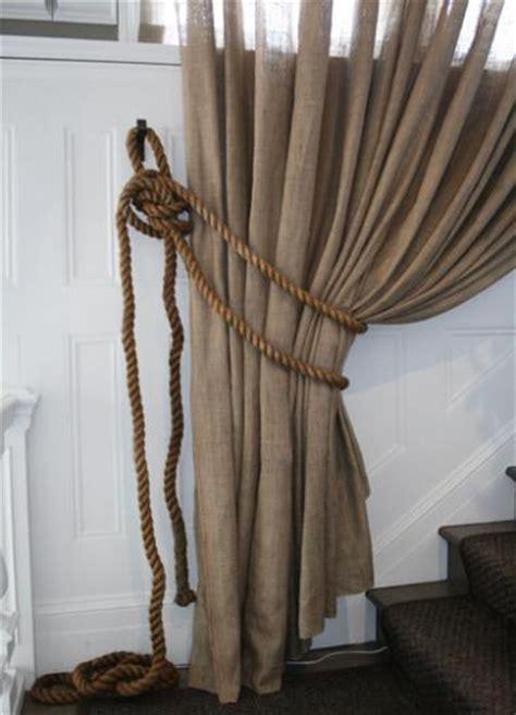 Magníficas decoraciones con tela de saco. | Decorar.net
