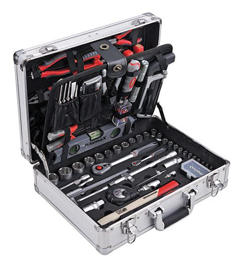 Maletín de herramientas 129 PIEZAS Ref. 16659412   Leroy ...