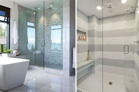 | Mamparas de ducha para la decoración del baño