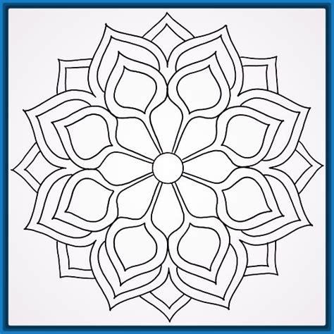 Mandalas de Amor para Pintar y compartir | Dibujos de Mandalas