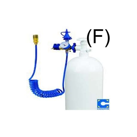 manguera extensible helio rosca en válvulas para inflar ...
