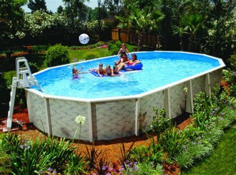 Mantenimiento de una piscina desmontable   Guia de jardin