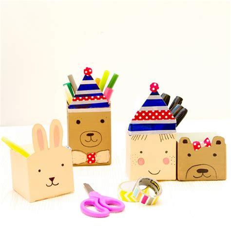 Manualidades con cosas recicladas para niños | DecoPeques