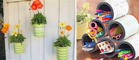 Manualidades con latas para almacenar en casa | El Blog de ...