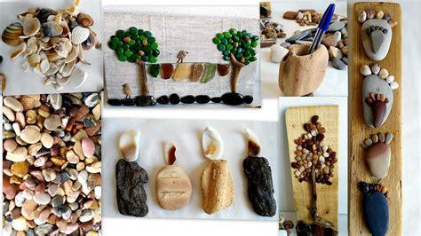 Manualidades con reciclaje piedras y conchas   Tips de ...