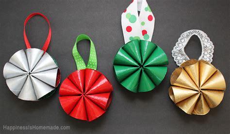 Manualidades de Navidad con rollos de papel   Pequeocio