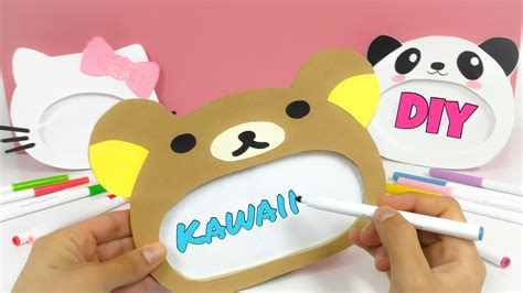 Manualidades KAWAII Como hacer Rilakkuma,Hello Kitty,Panda ...