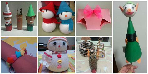 manualidades navidad con papel para niños | Infantil ...