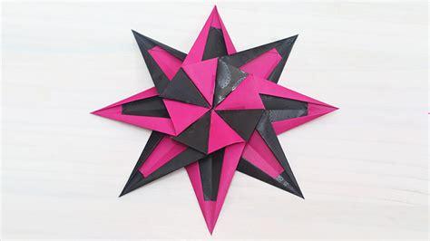 Manualidades Navidad: estrellas de papel | Manualidades ...