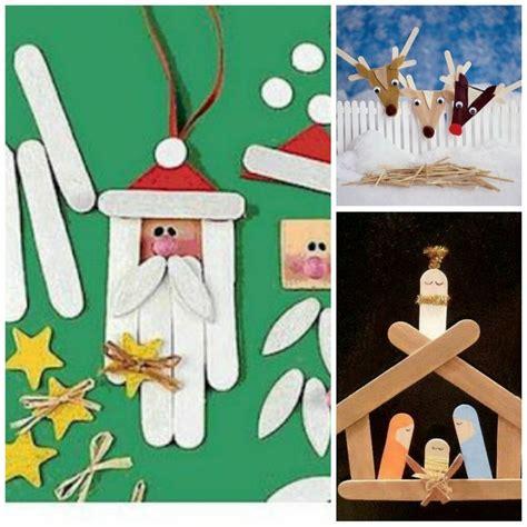 Manualidades navideñas para niños de tubos de cartón ...