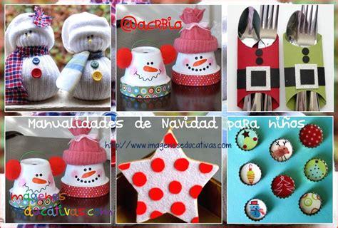 Manualidades navideñas para niños sencillas y divertidas ...