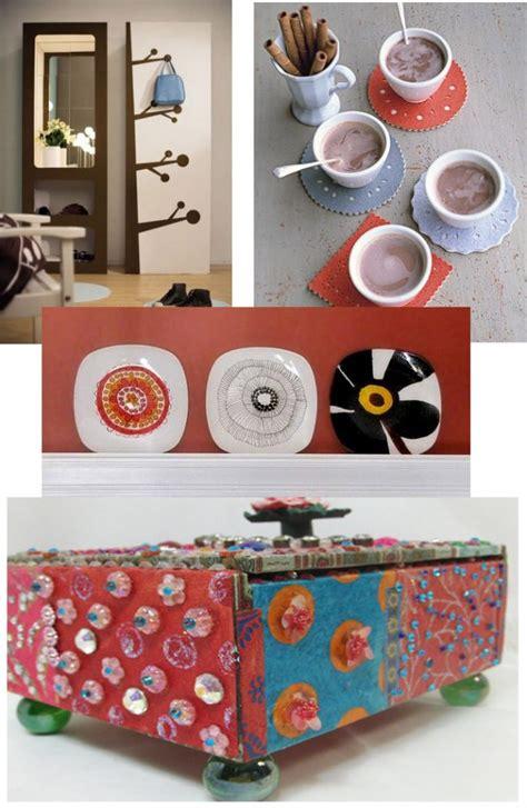 Manualidades para decorar la casa 30 ideas bonitas y ...
