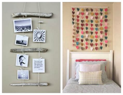 Manualidades para decorar tu dormitorio | Nosotras