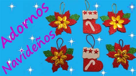 Manualidades para navidad adornos navideños   Manualidades ...