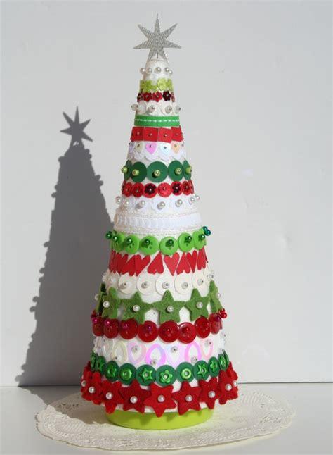 Manualidades para Navidad: Arboles de Navidad | De todo ...