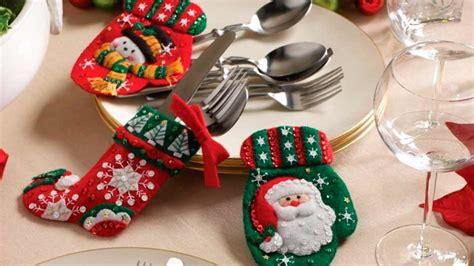 Manualidades para regalar en navidad y decorar tu mesa