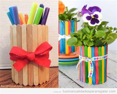 Manualidades para regalar • Ideas de regalos hechos a mano ...