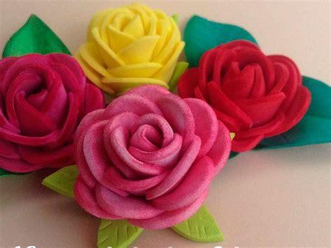 Manualidades: paso a paso cómo elaborar lindas rosas de ...