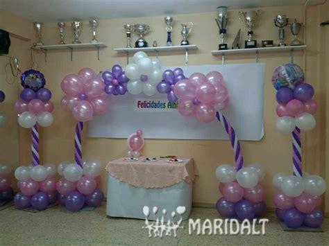 Maridalt Decoración globos