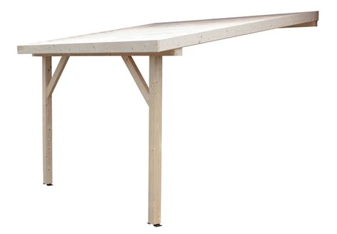 Marquesina de madera 4x3 IMPERIA Ref. 15554350   Leroy Merlin
