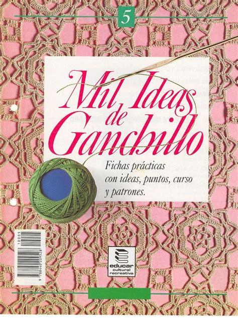 Más de 25 ideas fantásticas sobre Revista De Ganchillo en ...