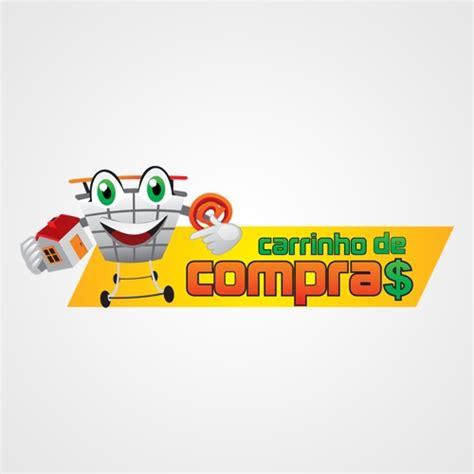 Mascote Para Supermercado online   Carrinho de compras