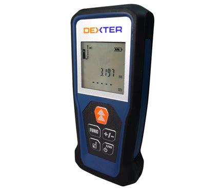 Medidor láser DEXTER LÁSER 50 M Ref. 17460821   Leroy Merlin