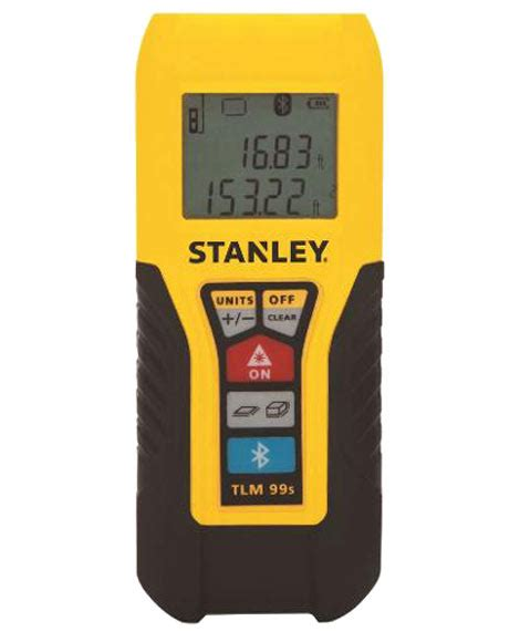 Medidor láser Stanley TLM99S Ref. 17681314   Leroy Merlin