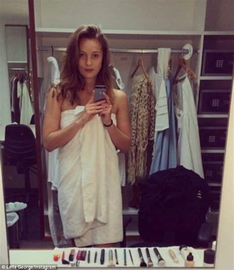 Meet Sean Penn s girlfriend Leila George, daughter of ...