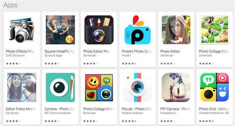 Mejores aplicaciones Android para editar fotos   Android Zone