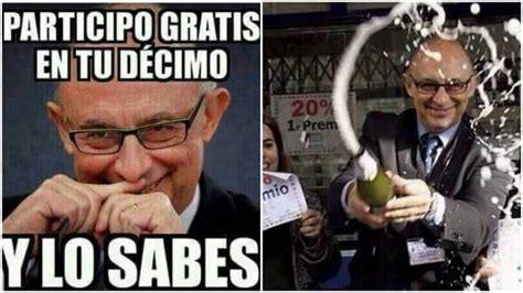 Mejores Memes De La Lotería De Navidad 2018   El Poder Del ...
