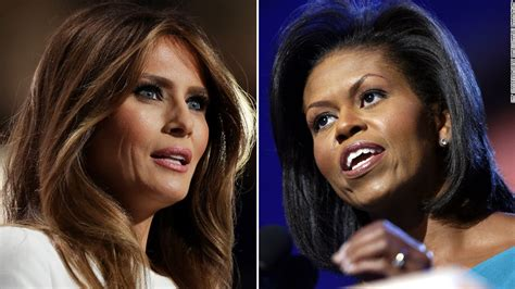Melania admires Michelle? What Donald should learn from ...
