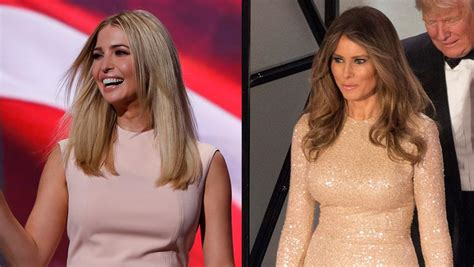 Melania e Ivanka Trump: Cómo son las dos mujeres de la ...