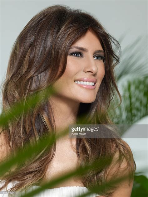 Melania Trump, Avenue Magazine, January 2013 | Getty Images