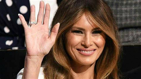 Melania Trump desnuda en el New York Post | Los Tiempos