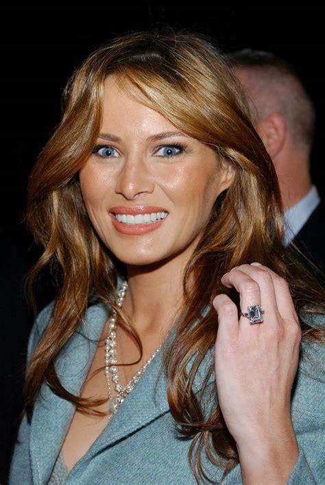 Melania Trump: Estos son los retoques estéticos de la ...