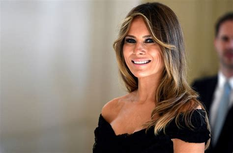 Melania Trump Finally Moves – Into The White House
