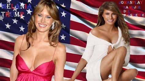 Melania Trump | La Futura Primera Dama de los EEUU  Mujer ...