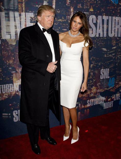 Melania Trump, mujer de Donald, demasiado sexy para los ...