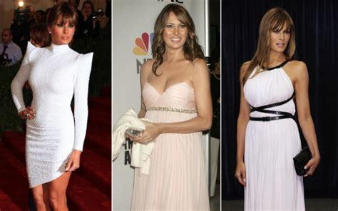 Melania Trump   O estilo luxuoso da mulher de Donald Trump ...